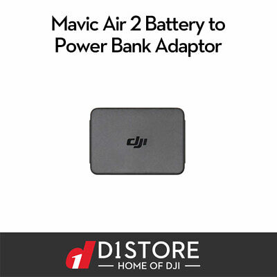 AU35 • Buy Brand New Official DJI Mavic Air 2 Battery To Power Bank Adapter