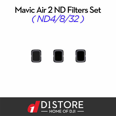 AU99 • Buy Brand New Official DJI Mavic Air 2 ND Filters Set (ND4/8/32)
