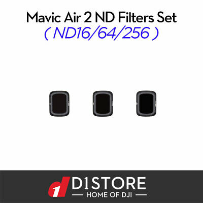 AU99 • Buy Brand New Official DJI Mavic Air 2 ND Filters Set (ND16/64/256)