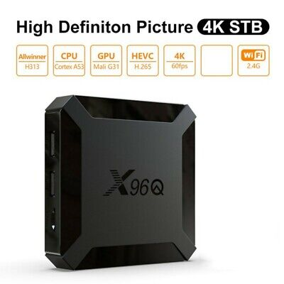 AU54.99 • Buy 2020 X96 AIR Smart Android TV BOX For Netflix Prime Video H313 4K Multimedia Box