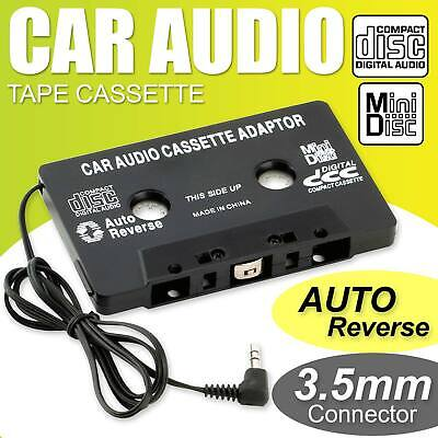 £1.95 • Buy Car Cassette Casette Tape Adapter 3.5mm AUX Audio MP3 Radio Player CD For IPhone