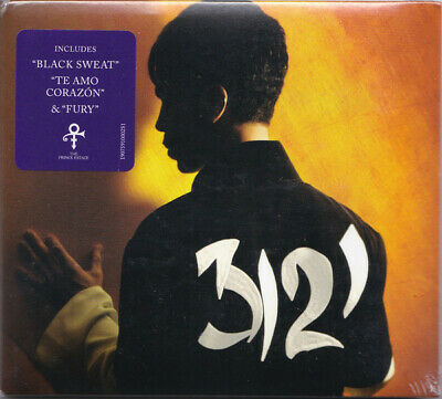 Prince – 3121 [New & Sealed] CD • 4.99£