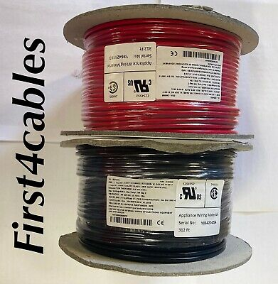 Tri-rated Cable 41amp Auto Marine Camper 4.0mm 12Awg Red And Black 10mtr Of Each • 18.99£