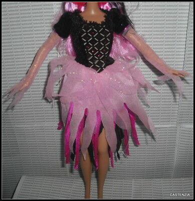 AU13.31 • Buy Top Barbie Doll Halloween  Fashion Spell  Evening Dress Gown Clothing Accessory