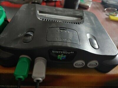 AU250 • Buy Nintendo 64 Console & DK 64 With Jumper Pack + 2 Controllers