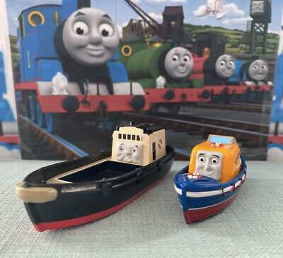 Tomy Trackmaster Bulstrode The Barge Boat Thomas Tank & Friends Trains & Captain • 4.99£