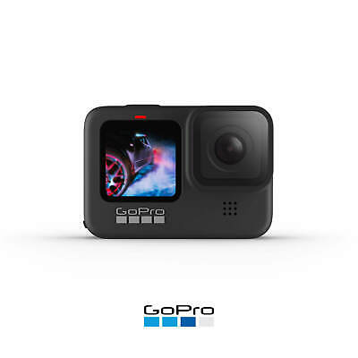 AU599.95 • Buy GoPro HERO9 Black 5K HyperSmooth 3.0 Action Cam 23.6MP AU Stock Warranty Invoice