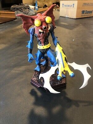 $31 • Buy MOTU Mantenna 200X NECA Staction Masters Of The Universe He-Man Statue