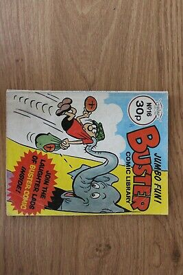 Buster Comic Library Book No 16 • 1.50£
