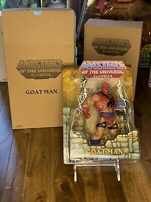 $50 • Buy MOTU CLASSICS Goat Man MASTERS OF THE UNIVERSE MOTUC Evil Warrior He-man