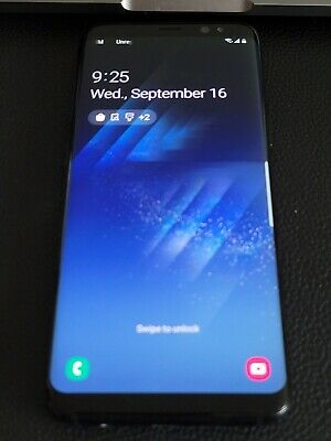 $ CDN129 • Buy Samsung Galaxy S8 SM-G950W 64 GB Unlocked (Canadian Model) A Grade