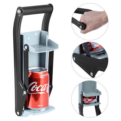16OZ Large Beer Tin Can Crusher Wall Mounted Recycling Tool Bottle Opener 500ml • 6.99£