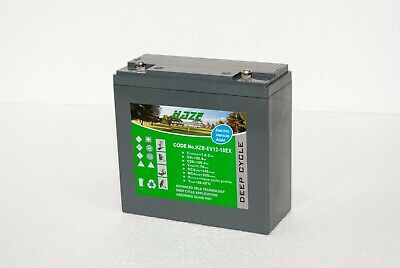 HZB-EV12-18EX Golf & Mobility Scooter And Golf Batteries HIGH AH  • 52£