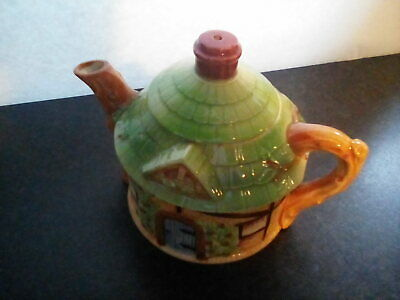 Marutomoware  ~ Small Japanese Made  Cottage Teapot  ~11 Cm Tall~ Preowned • 7.75£