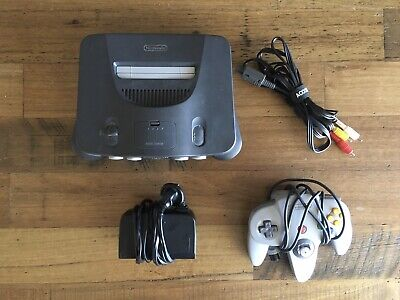 AU100 • Buy Nintendo 64 Console With Controller