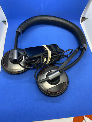Plantronics Blackwire C725 Stereo USB Headset For MS Teams Zoom Skype • 54.99£