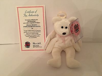 Ty Beanie Babies - Special Olympics Halo 2000 • 18£