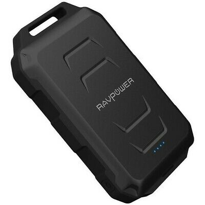 AU53 • Buy RAVPower 10,050mAh Rugged Waterproof (IP66) Power Bank