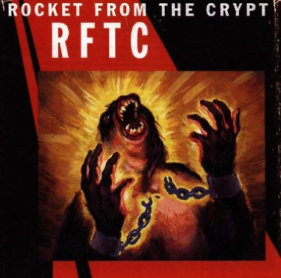 Rocket From The Crypt - RFTC [New & Sealed] CD • 5.99£