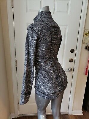 $ CDN69.34 • Buy Lululemon Define Jacket Sweatshirt Size 8 Gray