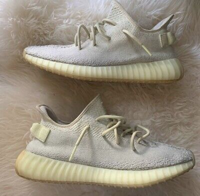 $ CDN253.35 • Buy Authentic Adidas Yeezy 350 V2 Butter Size 12