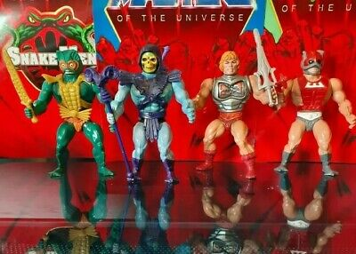 $97.30 • Buy Masters Of The Universe Lot Vintage