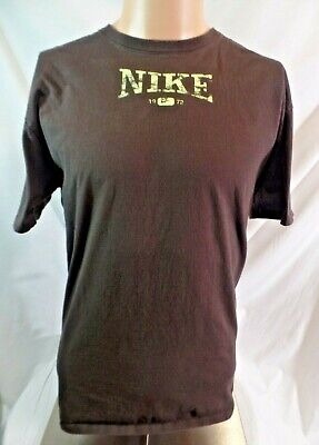 $ CDN3.89 • Buy THE NIKE TEE Vintage Style T-Shirt Athletic Cut Men's Medium M