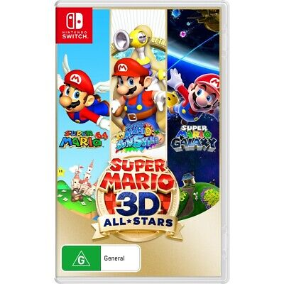 AU69 • Buy Super Mario 3D All-Stars - Nintendo Switch
