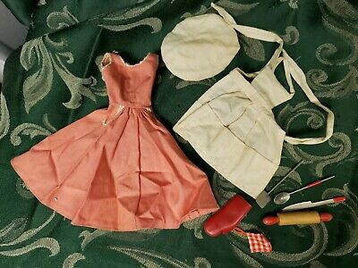 $ CDN17.33 • Buy Vintage Barbie Clothes And Accessories Outfit #962 Barbie-Q 1959-1962
