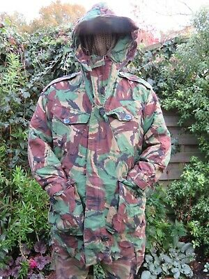 """British Army Dpm Parka  44"""" Chest. With Quilt Lining  • 65£"""