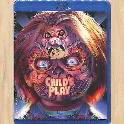 CHILD'S PLAY (1999) Exclusive BLU-RAY Catherine Hicks BRAD DOURIF           0218 • 8.58£