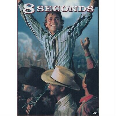 AU8.80 • Buy 8 Seconds (rodeo Classic) = DVD ( All Region NTSC ) Free Post Aus= Dvd