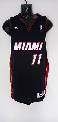 AU49 • Buy Mens Authentic ADIDAS Miami Heat NBA Basketball Chris Birdman Andersen Jersey L