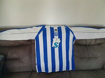 Brighton And Hove Albion Football Shirt Size  Xxl 08/2010 Home • 15£