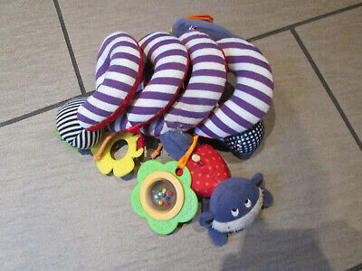 Twisty Buggy / Cot Toy - From Mamas & Papas • 5£
