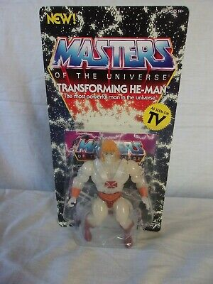 $34.99 • Buy Masters Of The Universe Transforming He-Man