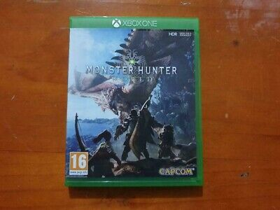 AU19.50 • Buy Monster Hunter World Xbox One Game USED. In Excellent Condition