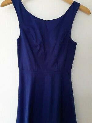 AU11.99 • Buy Forever New Size 6 Dress. Electric Blue - Excellent Condition!