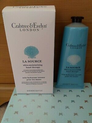 Crabtree And Evelyn La Source. Hand Therapy Lotion. 100g New • 11.99£