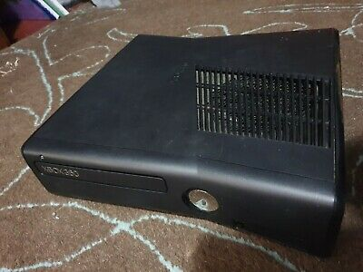 AU91 • Buy Microsoft Xbox 360 S Slim Matte Black 4 GB Console With RGH (JTAG) Mod