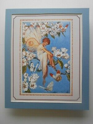 Margaret Tarrant Enchanting Fairies Childrens Picture UNFRAMED • 16.50£