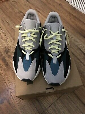 $ CDN450 • Buy Yeezy 700 Wave Runner  Size 10.5 Worn Once 9/10 Condition