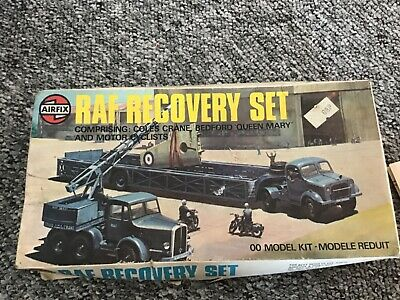Vintage Airfix Raf Recovery Set Been Opened for Spares • 4.99£