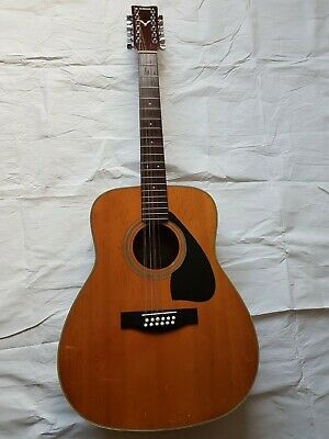 Yamaha Fg 420-12 Acoustic Guitar 12 Strings • 180£