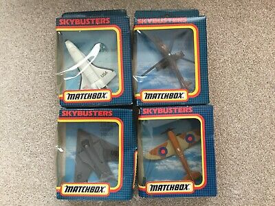 Matchbox Sky Busters Planes • 10£
