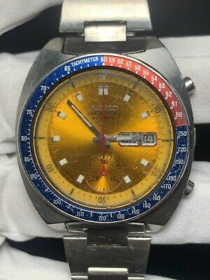 $ CDN1252.29 • Buy Seiko Pogue 6139 6002 Everything Authentic And Working From 1979 Mint Condition