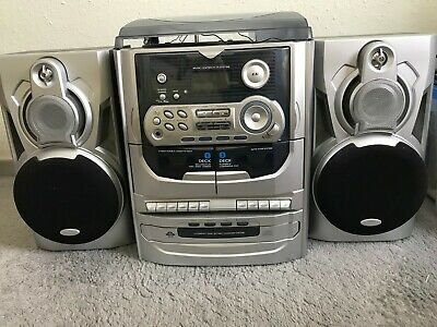 Home Stereo Music System • 34.99£