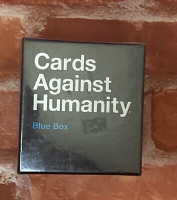 AU34.19 • Buy Cards Against Humanity: Blue Box