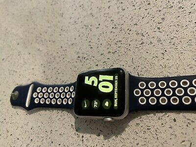 $ CDN70.67 • Buy Used Condition APPLE WATCH Series 3 42mm Cellular NIKE Edition