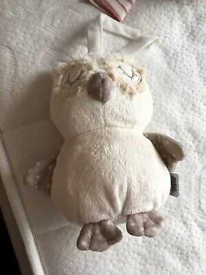 Mamas And Papas Toy Owl With Light • 5.50£